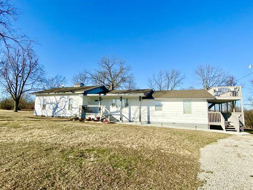 Golf Course Home, South Central MO : Mountain Grove : Wright County : Missouri