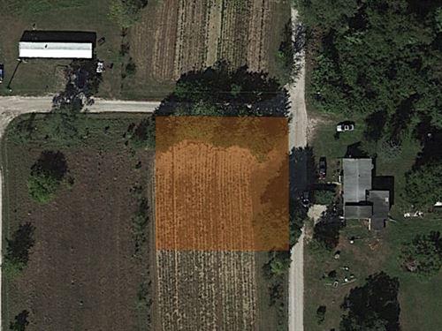 .21 Acre Land in Pulaski, IN : Monterey : Pulaski County : Indiana