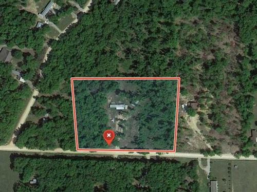 3.8 Acres For Sale in Ripley Count : Fairdealing : Ripley County : Missouri