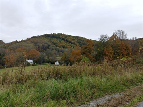 Large 1.09 Acre Building Lot : Marion : Smyth County : Virginia