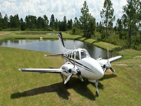 Airpark Community - 1 Acre $109k : Frostproof : Polk County : Florida
