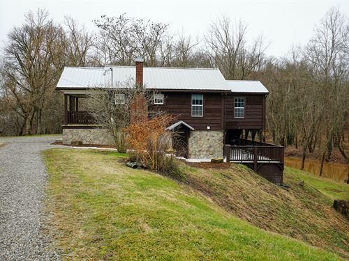 Henson Road, 1 Acre : Gallipolis : Gallia County : Ohio