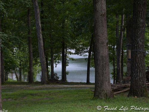 Lakefront Home, 7 Park-Like Ac,Dock : Shirley : Cleburne County : Arkansas