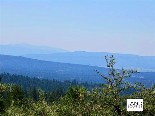 Amazing Panoramic Views $149/Mo : Bonanza : Klamath County : Oregon
