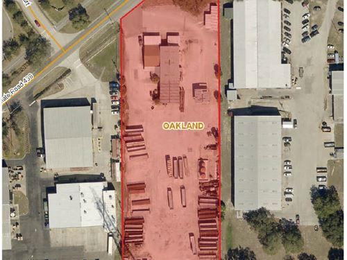 Oakland Industrial Property : Oakland : Orange County : Florida