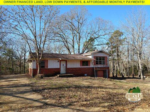Wonderful Fix-Up Home : Highland : Sharp County : Arkansas