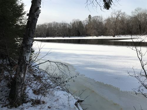 Penobscot Riverfront Lot, Maine : Soldier Pond : Penobscot County : Maine