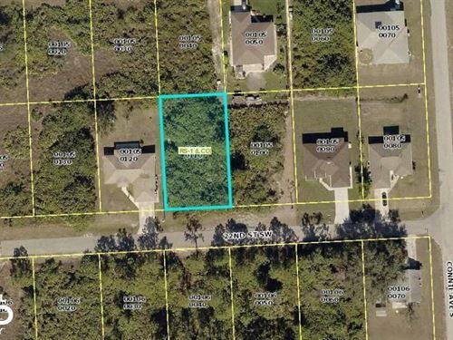 Great Location in Lehigh Acres : Lehigh Acres : Lee County : Florida