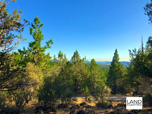 Borders Blm Land, Amazing Views : Bonanza : Klamath County : Oregon