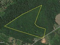 Grassland Road Tract : Campobello : Spartanburg County : South Carolina