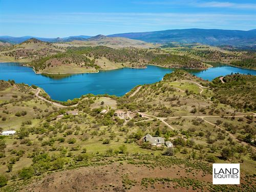 Breathtaking 360 Degree Views : Hornbrook : Siskiyou County : California