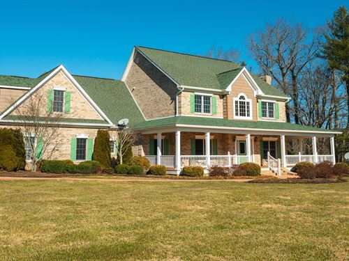 Beautiful Country Home Laurel Fork : Laurel Fork : Carroll County : Virginia