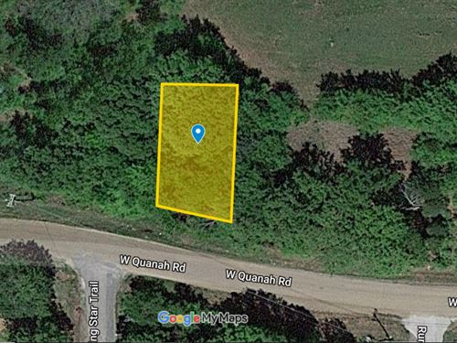 Check This Wonderful .10 Acre Lot : Mabank : Henderson County : Texas