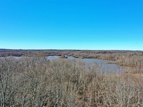 Waterfront Property For Sale : Parsons : Decatur County : Tennessee