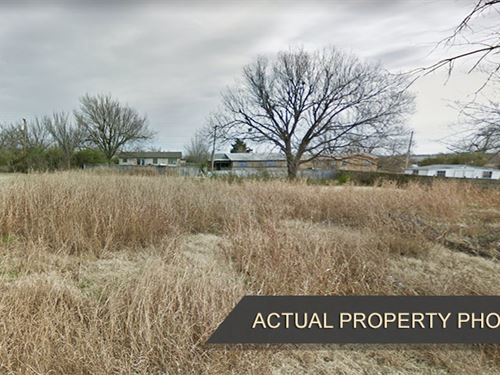 Property For Family Home 0.20 Acre : Tulsa : Oklahoma