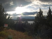 Large Lot With Lake View : Weed : Siskiyou County : California