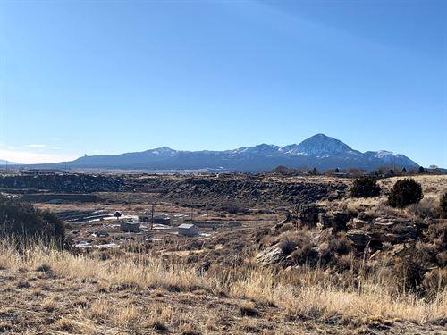 Lot Mountain Valley Views Cortez : Cortez : Montezuma County : Colorado