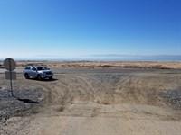 Near Bombay Beach, Salton Sea : Near Bombay Beach : Imperial County : California
