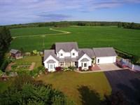 Woods, Fields & Home : Hillman : Presque Isle County : Michigan