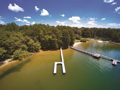 Lake Norman Waterfront Lot : Troutman : Iredell County : North Carolina