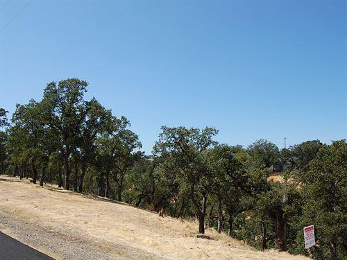 Beautiful Residential Lot : Cottonwood : Tehama County : California