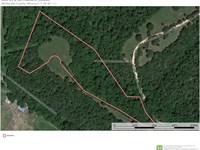 7 Acre Estate Lot Pineville, MO : Pineville : McDonald County : Missouri