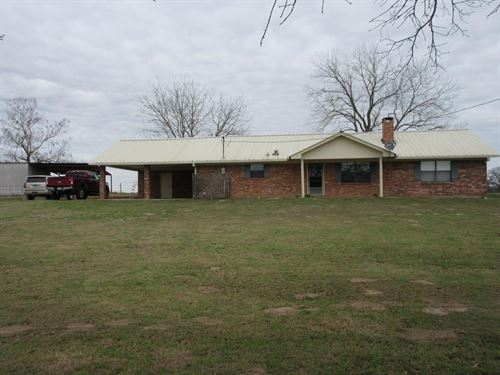 Country Home Land In East Texas : Palestine : Anderson County : Texas