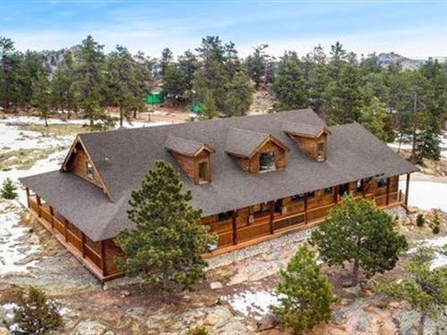 Bring Your Horses to This Beautiful : Livermore : Larimer County : Colorado
