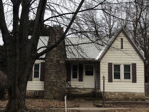 House For Sale in Chanute, Kansas : Chanute : Neosho County : Kansas