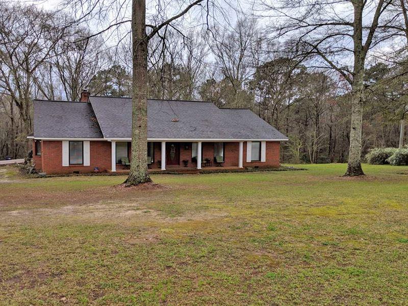 Your Turnkey Dream Home : Banks : Pike County : Alabama