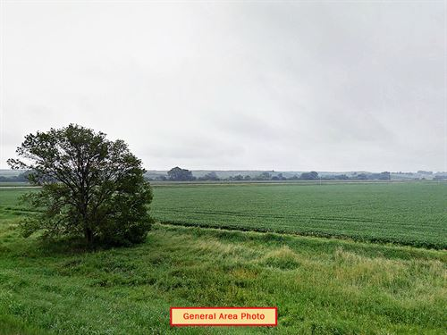 Great Residential Lot : Portsmouth : Shelby County : Iowa
