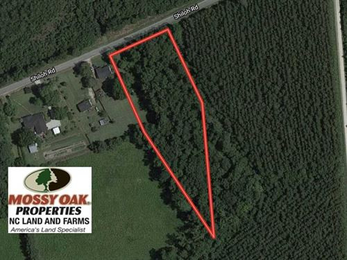 Under Contract, 2.45 Acres of Re : Willard : Pender County : North Carolina