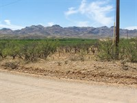 Gorgeous Lot, Power & Water, $195/M : Rio Rico : Santa Cruz County : Arizona