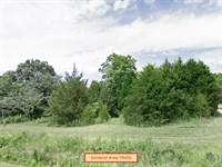 Large Residentidal Lot Near Lake : De Soto : Jefferson County : Missouri