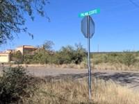Fabulous Lot, Power & Water, $185/M : Rio Rico : Santa Cruz County : Arizona