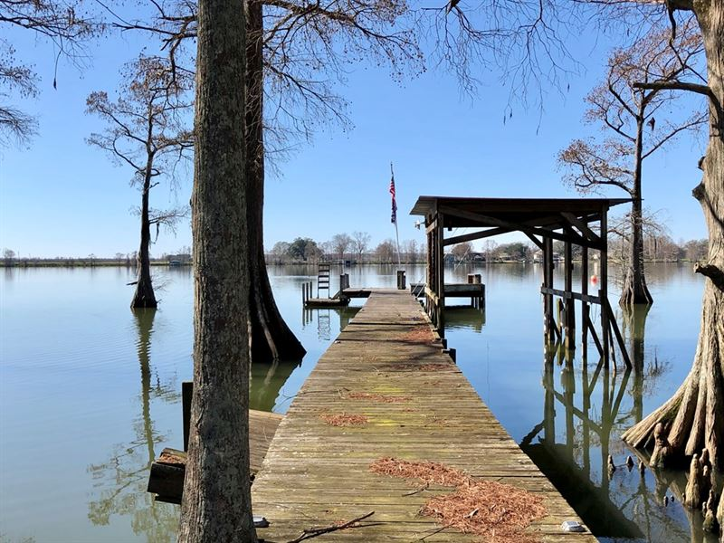 Rare Find On Lake St John : Ferriday : Concordia Parish : Louisiana