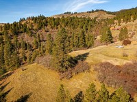 20 Acre Lot Along Clearwater River : Lenore : Clearwater County : Idaho