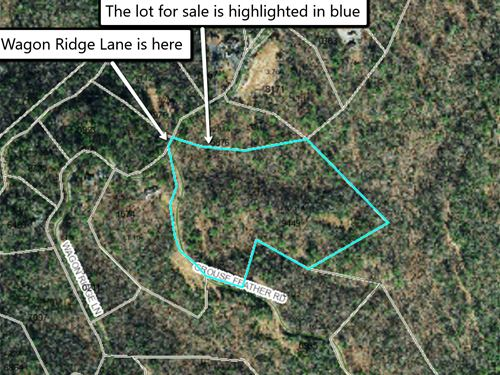 Tax Value $125K Selling for $15K : Ferguson : Wilkes County : North Carolina