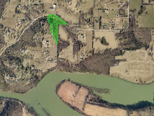 6.56 Acre Prime Building Lot : Springdale : Washington County : Arkansas