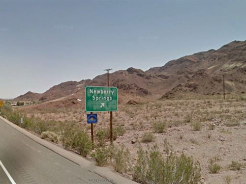 Newberry Springs, Barstow, Daggett : Newberry Springs : San Bernardino County : California