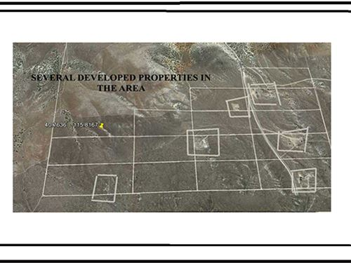 Homesite, Great Investment-By Owner : Elko : Nevada
