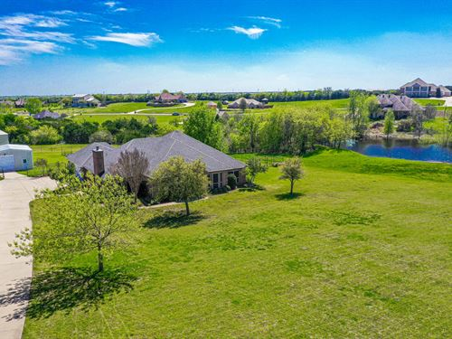 Spectacular Home With Acreage : Cressson : Pecos County : Texas