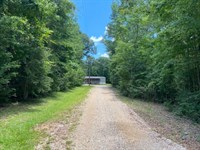 Secluded Mobile Home And 7 Wooded : Summit : Pike County : Mississippi