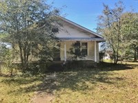 Old Farm House On 2 Acres Amite Cou : Magnolia : Amite County : Mississippi