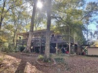 Nice Camp On Bogue Chitto River : Magnolia : Walthall County : Mississippi