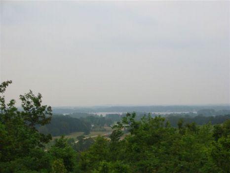 15 Acre Lake View on Shinbone Ridge : Leesburg : Cherokee County : Alabama