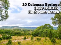 10.38 Acres in Kendall County : Boerne : Kendall County : Texas