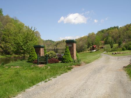 Beautiful Mountain Property : Crumpler : Ashe County : North Carolina