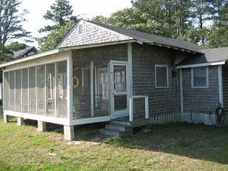 T Perry Cottage : Beaufort : Beaufort County : North Carolina