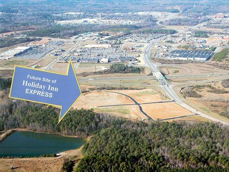 I-85 Hi Viz Commercial By Tigertown : Auburn : Lee County : Alabama